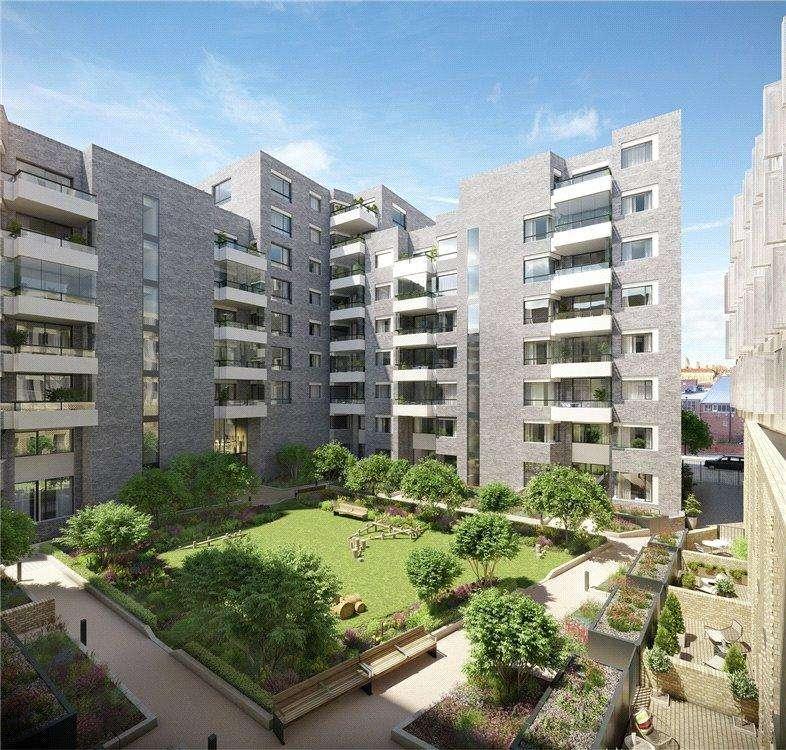 3 Bedrooms Flat for sale in London Square Bermondsey, 58 Grange Road, London, SE1