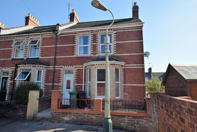 4 Bedrooms House for sale in Landhayes Road, Exeter, EX4