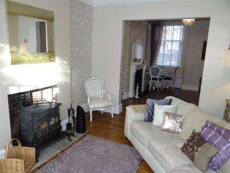 4 Bedrooms Terraced House for sale in Wilkinson Street, Leigh
