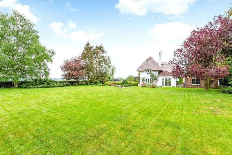 4 Bedrooms Detached House for sale in Hammonds Lane, Sandridge, St. Albans, Hertfordshire, AL4