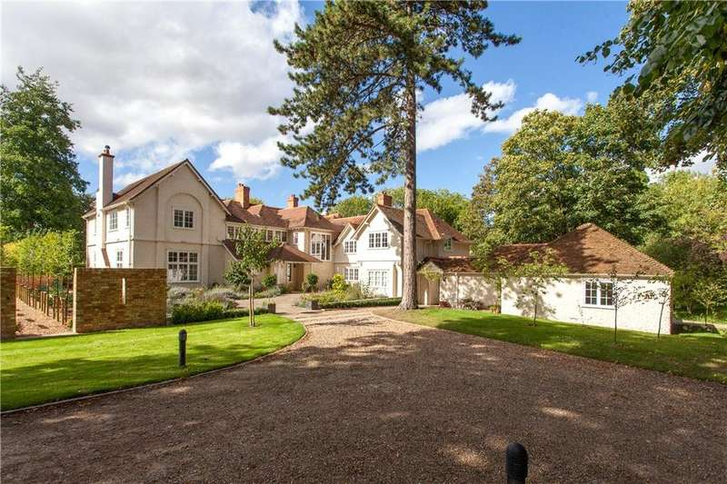6 Bedrooms Detached House for sale in North Stoke, Wallingford, Oxfordshire, OX10