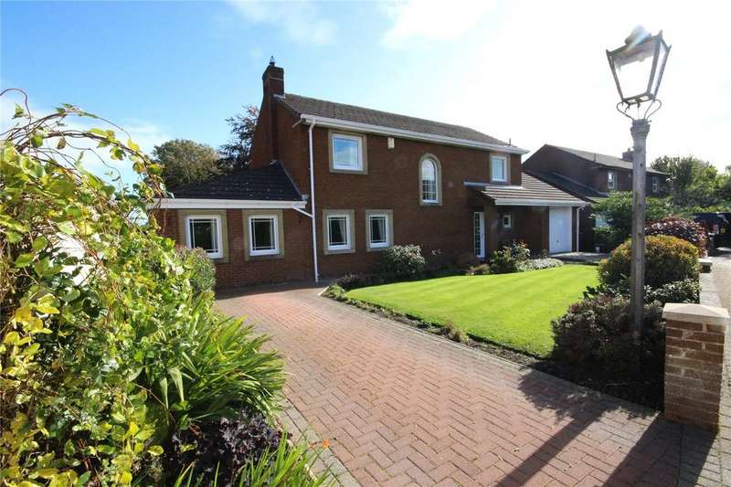 4 Bedrooms Detached House for sale in Ashcroft, Thurstonfield, Carlisle, Cumbria