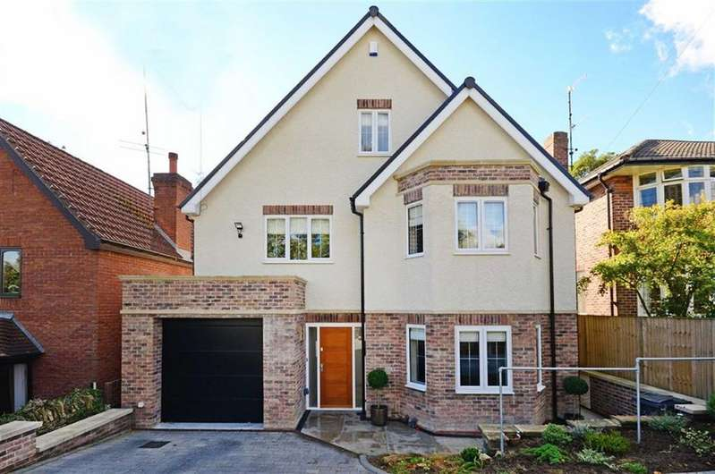 6 Bedrooms Detached House for sale in Knowle Lane, Ecclesall, Sheffield, S11