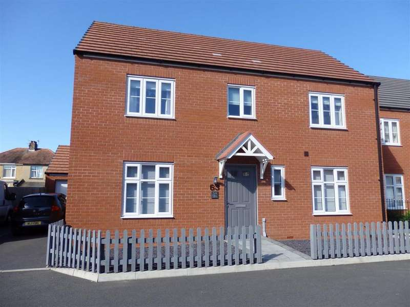 4 Bedrooms Detached House for sale in Stryd Bennett, Llanelli