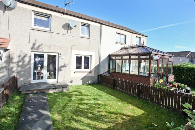 3 Bedrooms Terraced House for sale in Cluny Place, Glenrothes