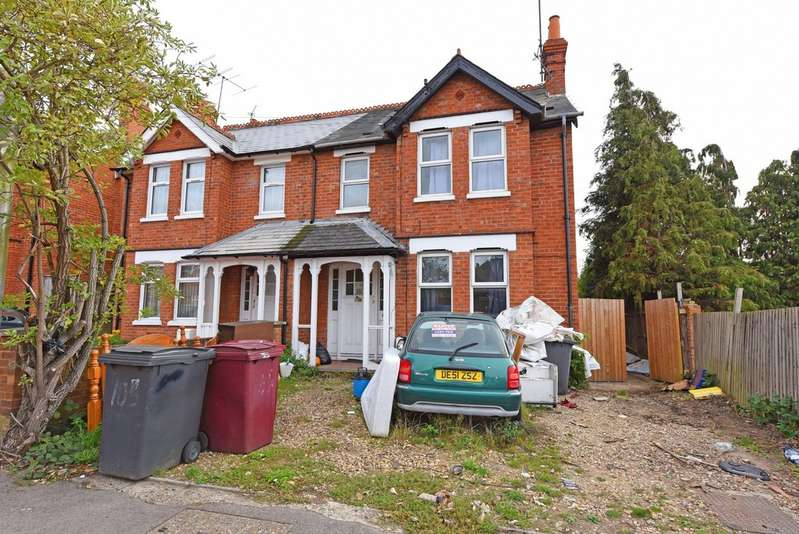 6 Bedrooms Semi Detached House for sale in Northumberland Ave, Reading, Berkshire RG2