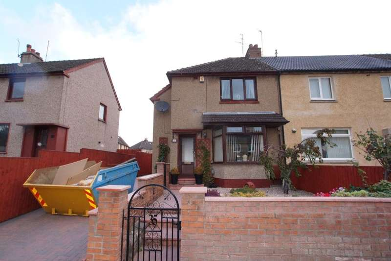 2 Bedrooms Semi Detached House for sale in Linnwood Gardens, Leven, KY8