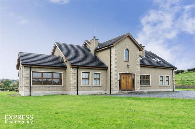 6 Bedrooms Detached House for sale in Cladymore Road, Mowhan, Armagh
