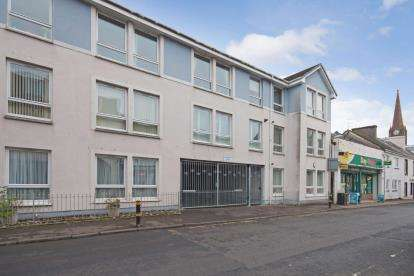 2 Bedrooms Flat for sale in Nelson Street, Largs
