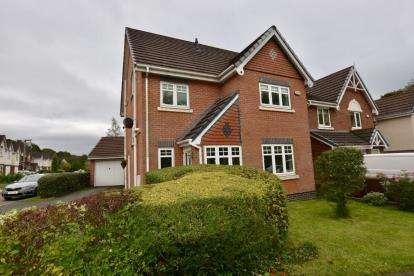 House for sale in Kingsley Close, Feniscowles, Blackburn, Lancashire