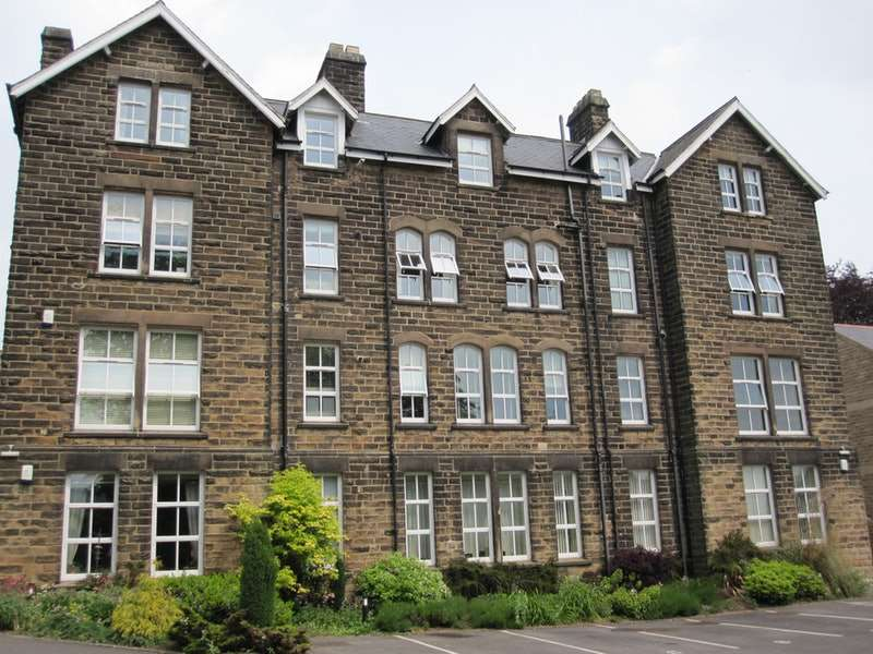 3 Bedrooms Apartment Flat for sale in Smedley Street East, Matlock, Derbyshire, DE4
