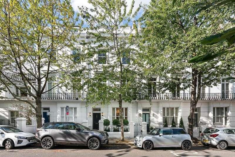 5 Bedrooms House for sale in Brunswick Gardens, Kensington, London