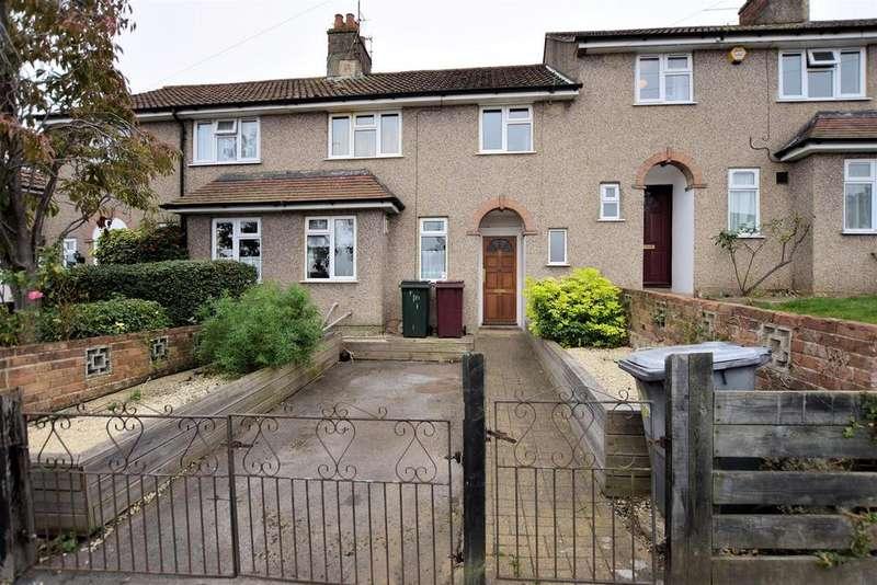 3 Bedrooms Terraced House for sale in Kinson Road, Tilehurst, Reading