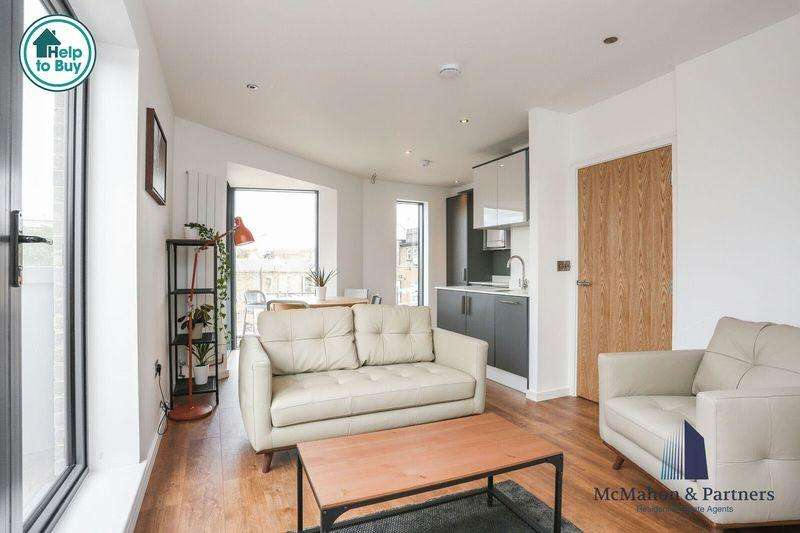 2 Bedrooms Apartment Flat for sale in Apartment 5, Comet Street