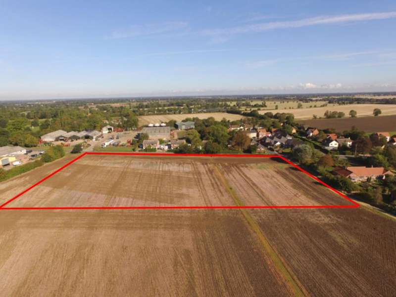 Land Commercial for sale in Worlingworth, Suffolk
