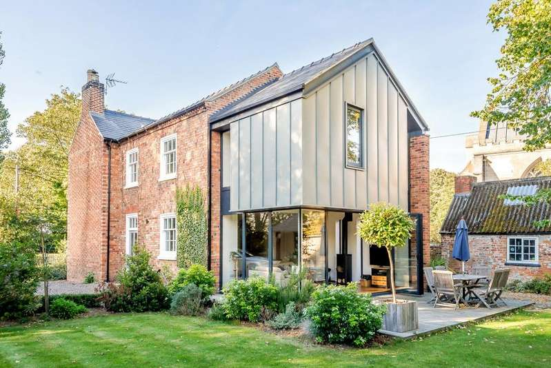 5 Bedrooms Detached House for sale in Church House, High Street, Swaton, Sleaford, NG34