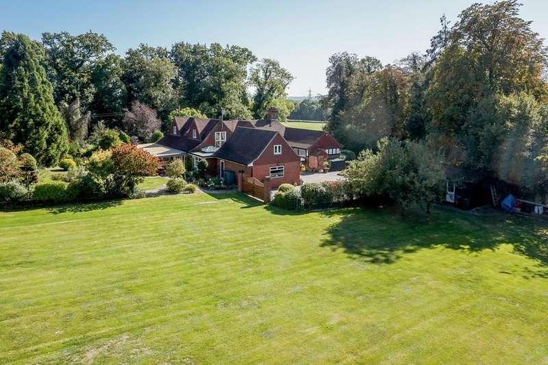 6 Bedrooms Detached House for sale in Wineham Lane, Wineham, West Sussex