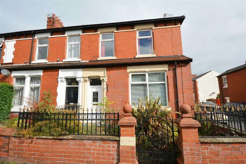 4 Bedrooms End Of Terrace House for sale in Tulketh Brow, Ashton-on-Ribble, Preston, PR2