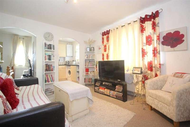 Studio Flat for sale in Bream Close, London