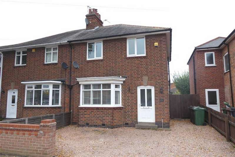 3 Bedrooms Semi Detached House for sale in Barkby Road, Syston