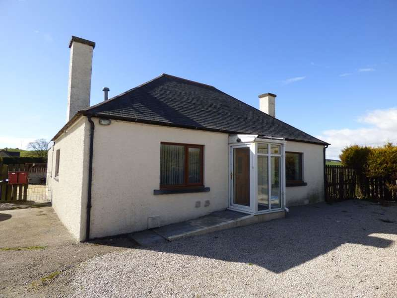 4 Bedrooms Bungalow for sale in Criggie Smithy, Stonehaven, Aberdeenshire