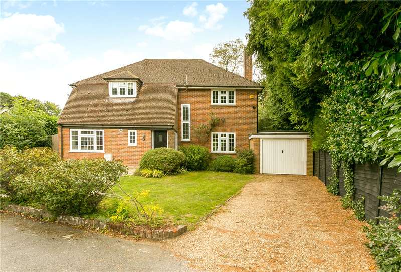 4 Bedrooms Detached House for sale in The Ridings, Amersham, Buckinghamshire, HP6