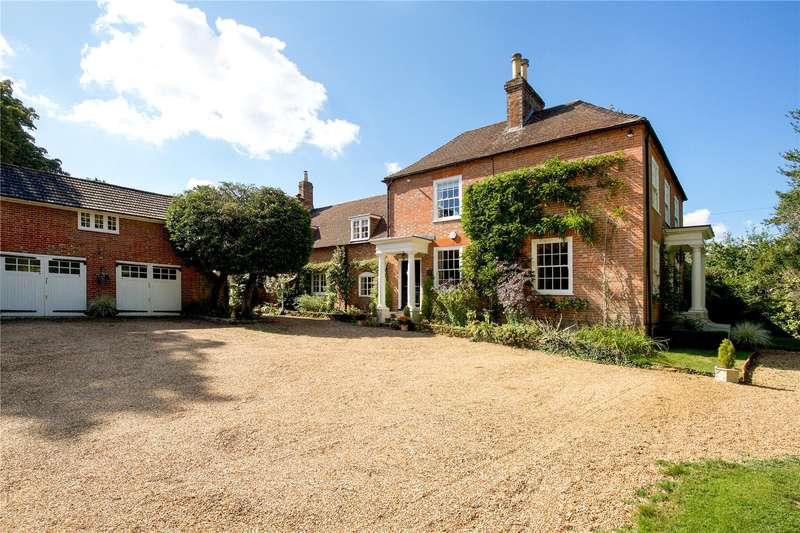 6 Bedrooms Detached House for sale in The Street, Slinfold, Horsham, West Sussex, RH13