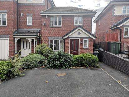 3 Bedrooms Semi Detached House for sale in Bakery Court, Ashton-Under-Lyne, Tameside, Greater Manchester