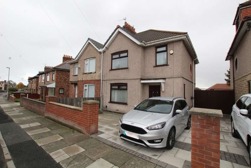 3 Bedrooms Semi Detached House for sale in Gardner Avenue, Bootle, L20