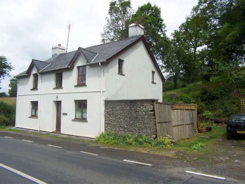 4 Bedrooms Property for sale in Cribyn, Lampeter