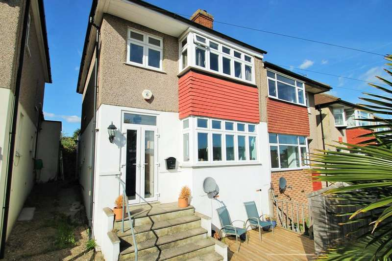 4 Bedrooms Semi Detached House for sale in Carlton Road , Erith DA8