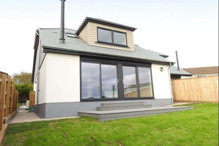 3 Bedrooms Bungalow for sale in PLOT 2, PENGERSICK CROFT, PRAA SANDS, TR20