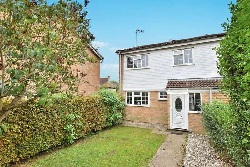 4 Bedrooms End Of Terrace House for sale in Guilfords, Harlow
