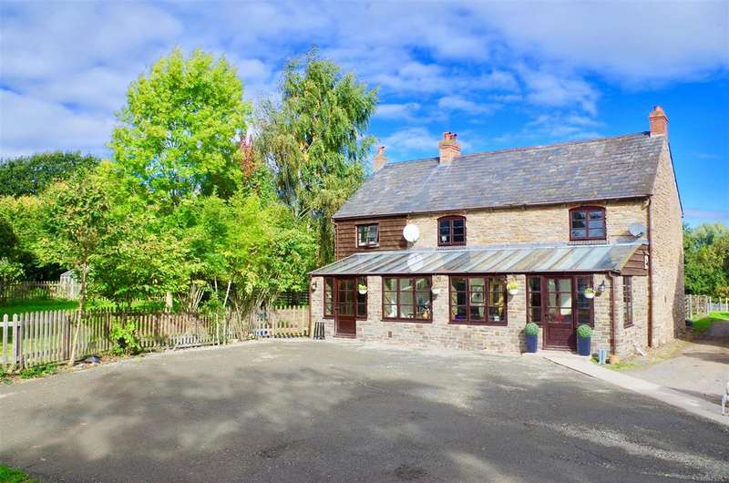 4 Bedrooms Farm House Character Property for sale in Winslow, Bromyard