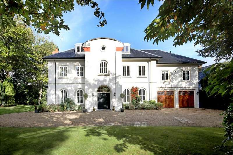 6 Bedrooms Unique Property for sale in Hancocks Mount, Ascot, Berkshire, SL5