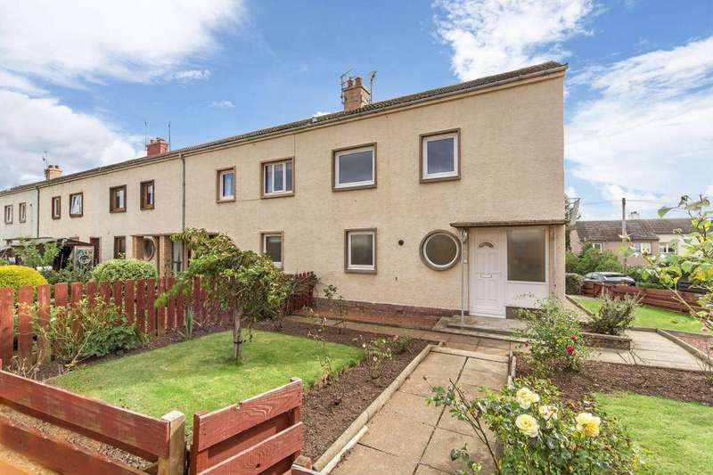 3 Bedrooms Terraced House for sale in 1 Cedar Street, Dunbar, EH42 1PX