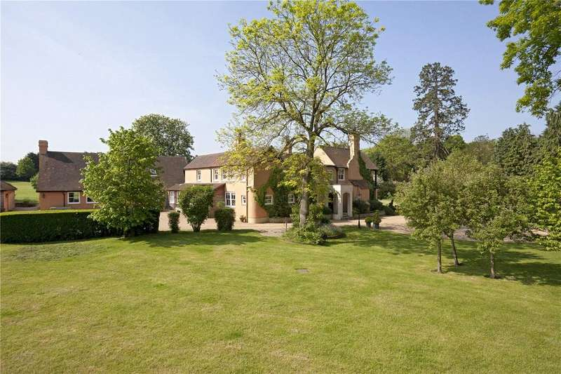 6 Bedrooms Detached House for sale in Hawthorn Hill, Moss End, Berkshire, RG42