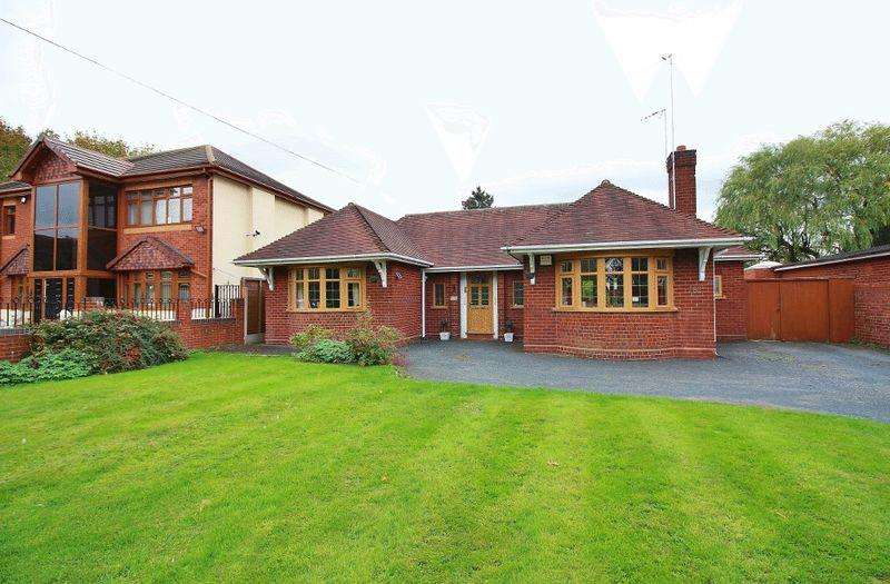 3 Bedrooms Bungalow for sale in Lichfield Road, Willenhall