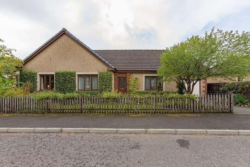 3 Bedrooms Detached Bungalow for sale in Mill Lade, 10 Leithen Mills, Innerleithen EH44 6JJ