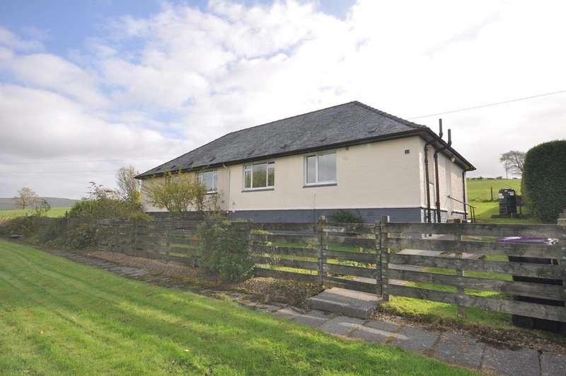 2 Bedrooms Semi Detached House for sale in 33 Glenginnet Road, Barr KA26
