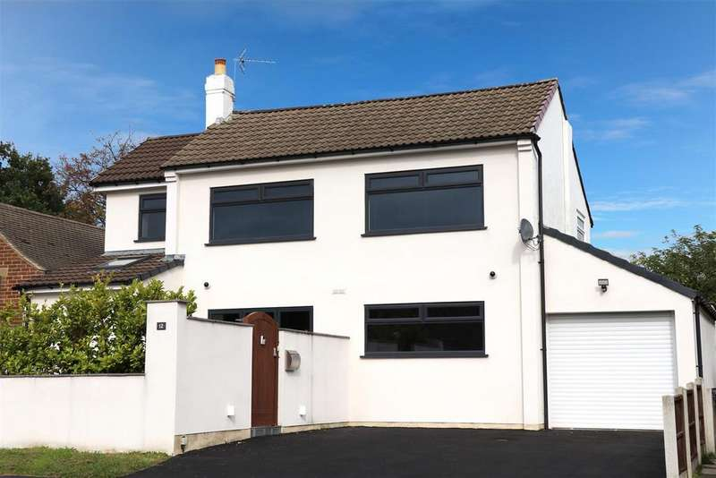 2 Bedrooms Detached House for sale in West End Rise, Horsforth