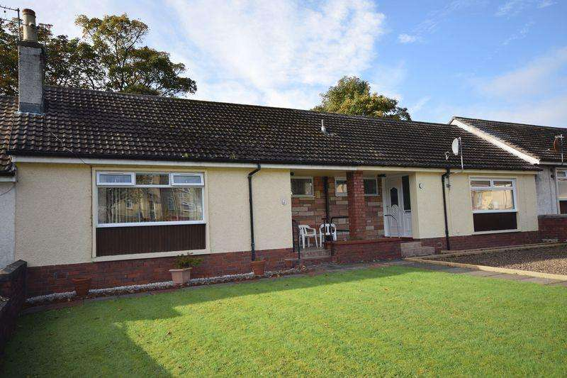 1 Bedroom Bungalow for sale in 19 Springhill Place, Kilmarnock, KA1 2DS