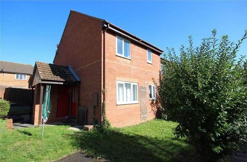 1 Bedroom End Of Terrace House for sale in Ormonds Close, Bradley Stoke, Bristol, BS32