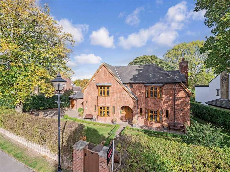 4 Bedrooms Detached House for sale in Rayleigh Road, Harrogate, North Yorkshire