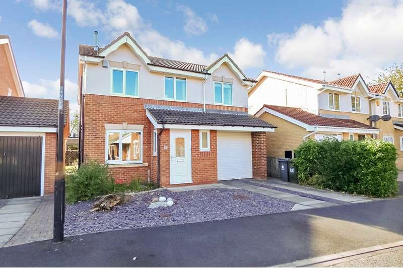 4 Bedrooms Property for sale in Westfield Park, Wallsend, Wallsend, Tyne & Wear, NE28 8LB