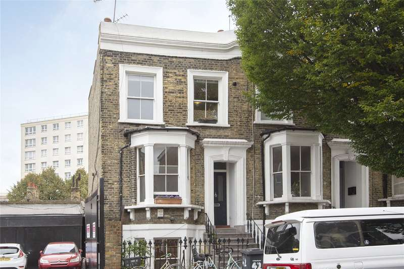 2 Bedrooms Flat for sale in Poole Road, Victoria Park, London, E9