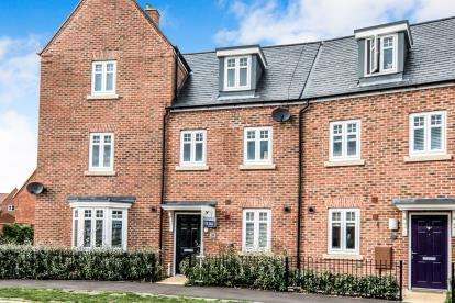 3 Bedrooms Terraced House for sale in Great Linns, Marston Moretaine, Bedford, Bedfordshire