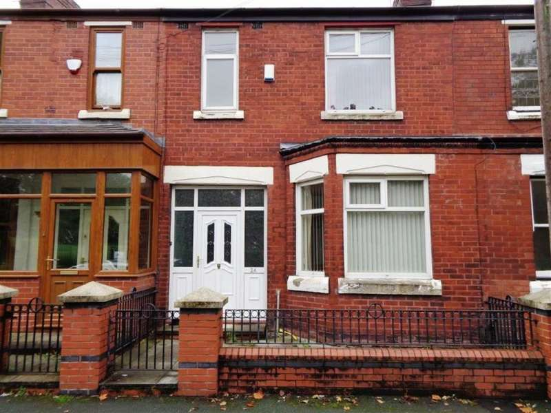 3 Bedrooms Terraced House for sale in Neston Street, Delamere Park, Manchester