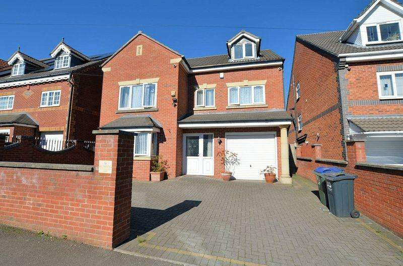 7 Bedrooms Detached House for sale in Florence Road, Smethwick