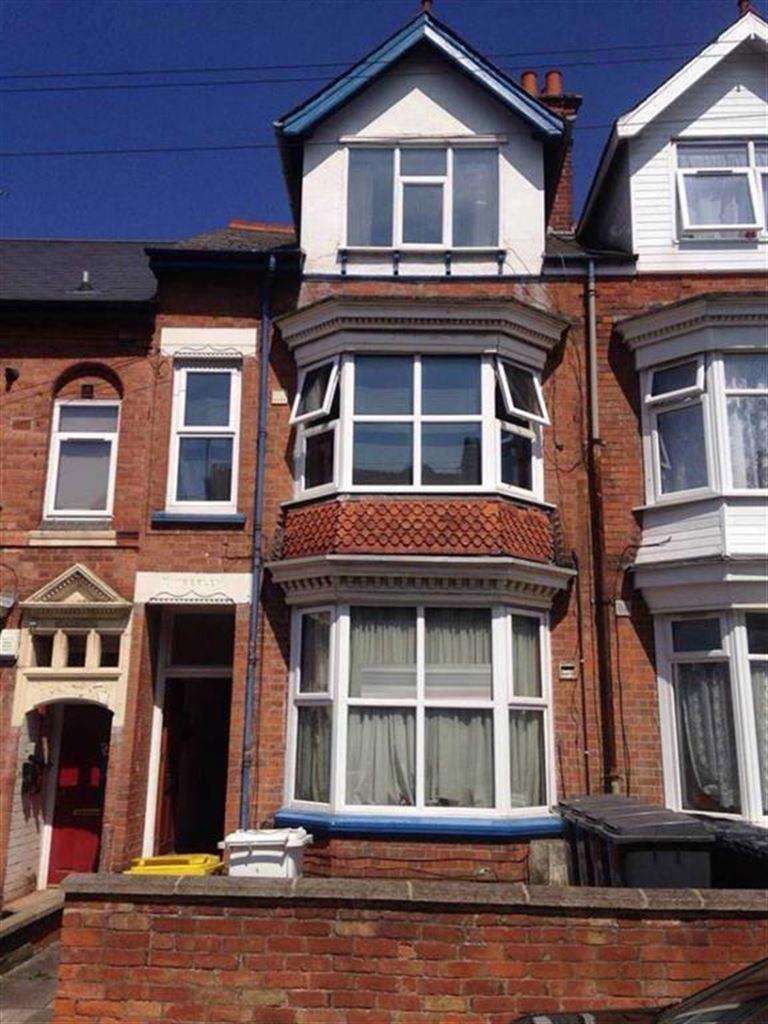 3 Bedrooms Terraced House for sale in Glenfield Road, Leicester